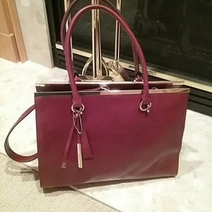 Wilson Roma Leather tote bag